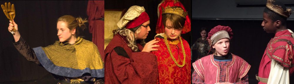 The Young Shakespeare Players-East
